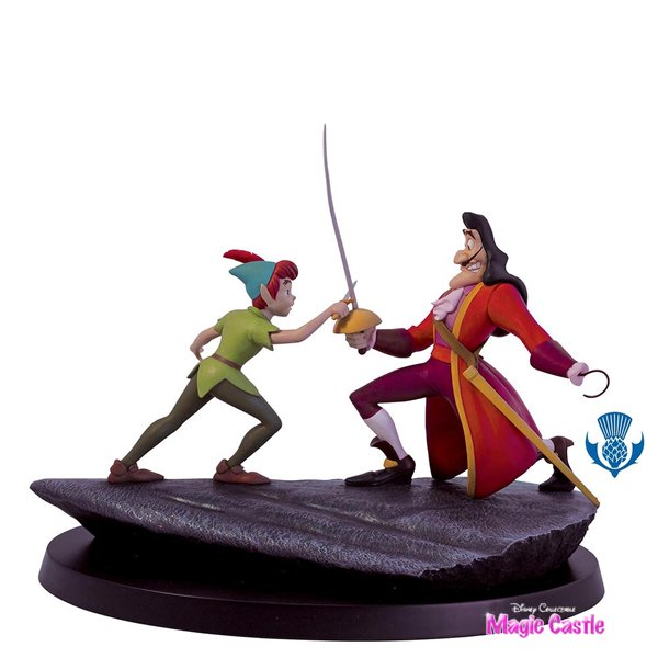 限定250 ディズニー ピーター・パン Peter Pan Numbered Limited Edition 250