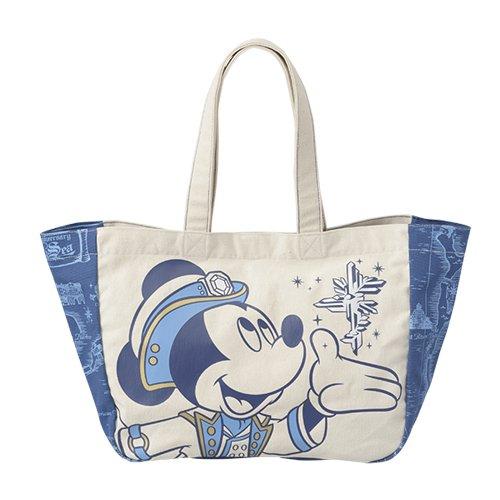東京ディズニーシー 15周年ザ・イヤー・オブ・ウィッシュ トートバッグ
