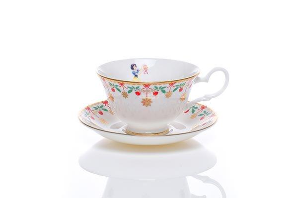 イングリッシュ・レディース コー English Ladies Co ディズニープリンセス  白雪姫 Snow White Tea Set カップ&ソー…