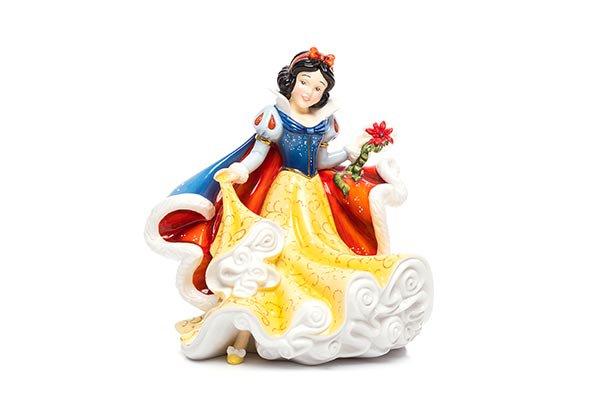 イングリッシュ・レディース コー English Ladies Co ディズニープリンセス 白雪姫 Snow White Figurine フィギ…