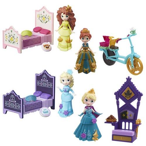 ハスブロ ディズニー アナと雪の女王 スモールドールアクセサリーセット Frozen Small Doll and Accessory