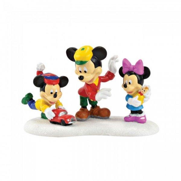 デパートメント56  ディズニービレッジ ミッキー ''Mickeys Toys''