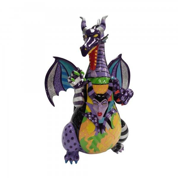 ディズニー ブリット フィギュア 眠れる森の美女 マレフィセント ドラゴン \u201dMaleficent Dragon \u0027 , ディズニーフィギュア専門店  マジックキャッスル