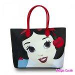 ラウンジフライ ディズニー 白雪姫 トートバッグ Loungefly x Snow White Tote Bag