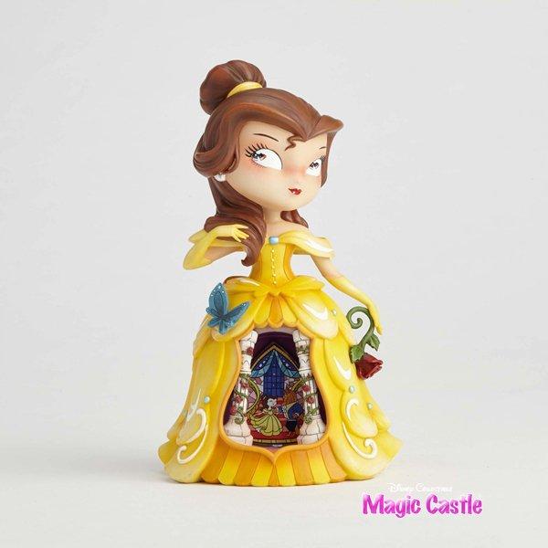 """ディズニー ミス・ミンディ The World of Miss Mindyフィギュア """"Belle """"  美女と野獣 ベル"""