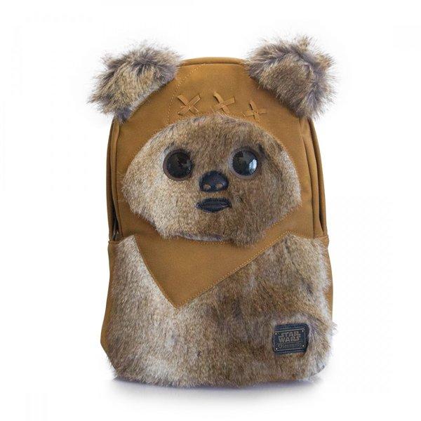 ラウンジフライ スター・ウォーズ イウォーク バックバッグLoungefly x Star Wars Ewok Backpack