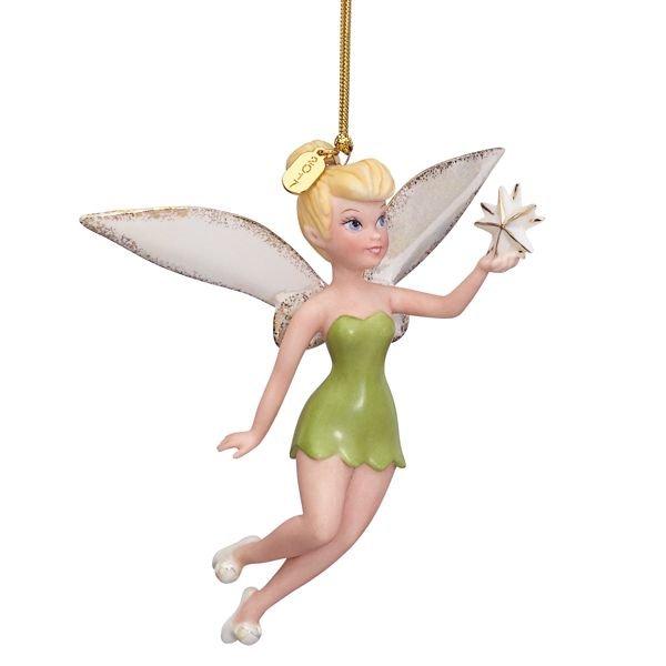 ディズニー 2017 ティンカー・ベル オーナメント Up and Away Tink Ornament by Lenox