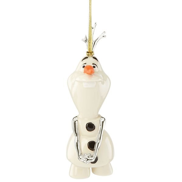 ディズニー オラフ オーナメント Disney's Warm Hugs Olaf Ornament by Lenox