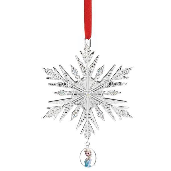 ディズニー エルサ スノーフレーク オーナメント Disney's Elsa's Snowflake Ornament by Lenox