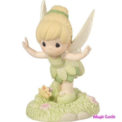 "プレシャス・モーメンツ Precious Moments ティンカーベル ""Believe You Can Fly"" Disney Tinker Bell Figuri…"