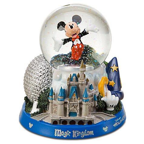 【日本未発売】ディズニー スノーグローブ ミッキーマウス WDW Resort Icons Mickey Mouse