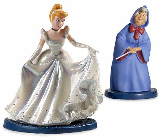 シンデレラとフェアリー・ゴッドマザー Cinderella & Fairy Godmother A Magical Transformation
