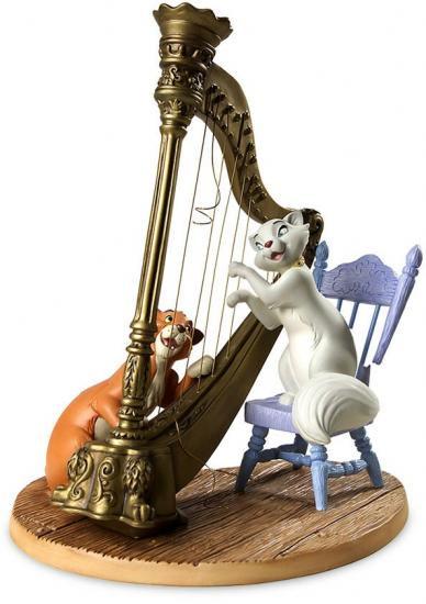 【廃盤】おしゃれキャット ダッチェスとオマリー Duchess and Omalley Plucking The Heart Strings