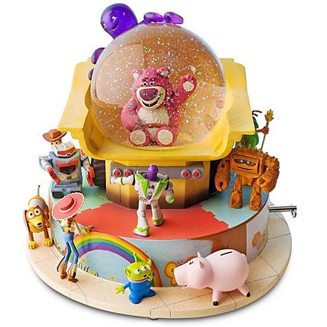 【即納可】ディズニー スノーグローブ スノードーム トイ・ストーリー3 Toy Story 3