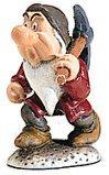 ディズニー 白雪姫 グランピー(おこりんぼ)ミニチュア Snow White Grumpy Miniature