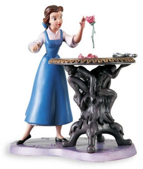 ディズニー 美女と野獣Beauty and The Beast Belle Forbidden Discovery