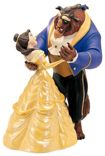 美女と野獣 ベルとビーストのダンス Beauty and The Beast Belle and Beast Tale as old as Time