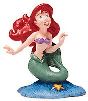 リトル・マーメイド The Lilltle Mermaid アリエル ミニチュア The Little Mermaid Ariel Miniature