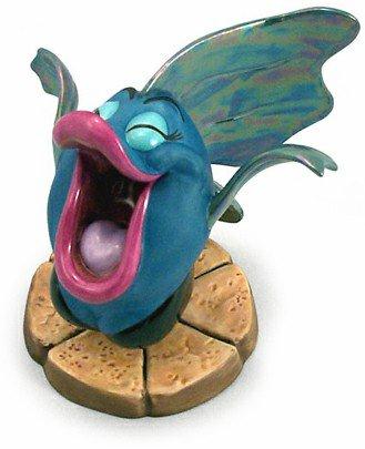 リトル・マーメイド The Lilltle Mermaid ブラックフィッシュThe Little Mermaid Blackfish Deep Sea Diva