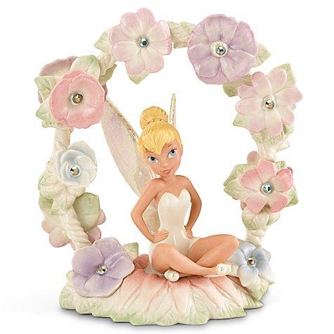 世界限定5000体 ティンカーベル ''Tinker Bell's Magical Garden'' Tinker Bell Figurine by Lenox