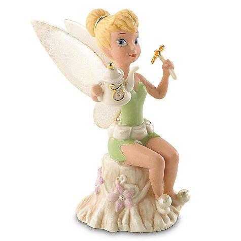 ティンカーベル ポットとハンマー 'The Pots and Kettles Fairy'' Tinker Bell Figurine by Lenox