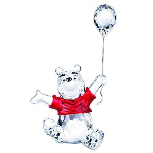 スワロフスキー ディズニー クリスタル くまのプーさん Swarovski Crystal Disney Winnie The Pooh
