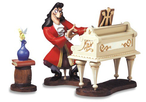 ピーター・パン フック船長とティンカーベル Captain Hook and Tinker Bell Accompaniment to Betrayal
