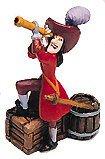 ディズニー  ピーター・パン フック船長ミニチュア Peter Pan Captain Hook Miniature