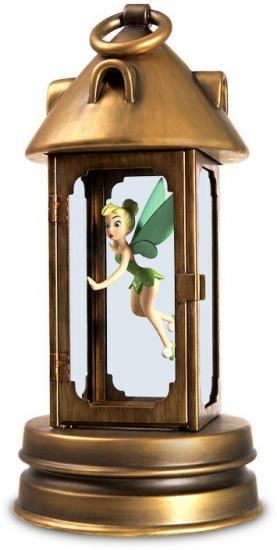 ピーター・パン ランタンの中のティンカーベル Peter Pan Tinker Bell In Lantern Pixie in Peril