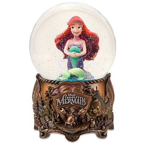 ディズニー スノーグローブ|スノードーム アリエル Part of Your World'' Ariel
