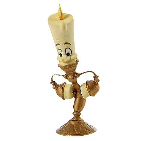 ディズニー 美女と野獣 ルミエール Candlestick Casanova Lumiere Figurine ,, Enchanted Size