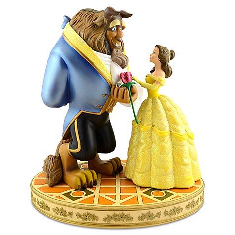 ディズニー 美女と野獣 フィギュア \u0026quot;Beauty and the Beast\u0026quot;