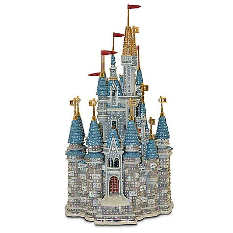 """【限定品】 アリバス・ブラザーズ シンデレラ城 """"Walt Disney World Cinderella Castle Miniature&quo…"""