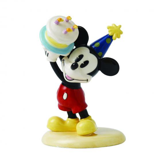 【廃盤】 ディズニー ロイヤルドルトン ミッキーマウス ハッピー・バースディ Mickey Mouse Happy Birthday