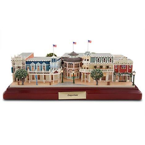 ディズニーワールド エンポリウム  ミニチュア Walt Disney World Emporium Miniature by Olszewski