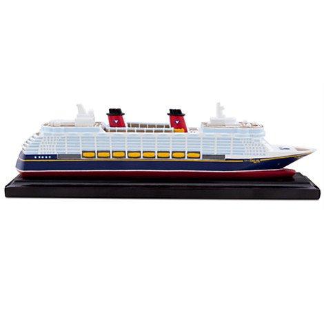 ディズニークルーズラインシップ ミニチュアDisney Cruise Line Ship Miniature - Disney Dream