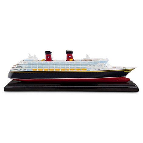 ディズニークルーズラインシップ ミニチュアDisney Cruise Line Ship Miniature - Disney Magic