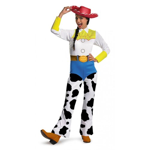 【Womens】 ディズニー トイ・ストーリー ジェシー コスチューム Classic Toy Story Jesse Womens Costume