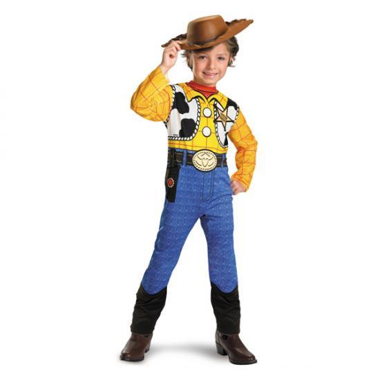 【Boys】 ディズニー ボーイズ ウッディ クラシック コスチューム Woody Classic Toddler/Child Costume