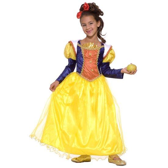 【Girls】 ディズニー 白雪姫 デラックス プリンセス コスチューム Girls Deluxe Snow White Costume