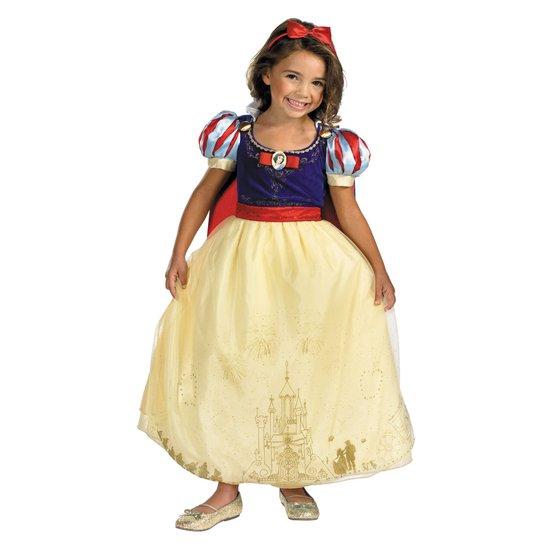 【Girls】 ディズニー 白雪姫 プレステージ プリンセス コスチューム Girls Prestige Snow White Costume
