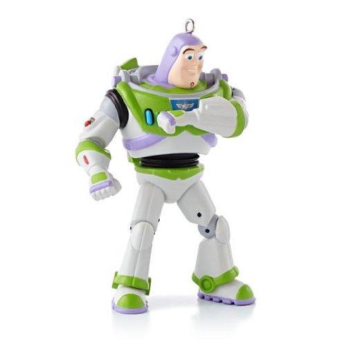 """ホールマーク バズ・ライトイヤー オーナメント """"Buzz Is On A Mission - Disney Toy Story 2013"""""""