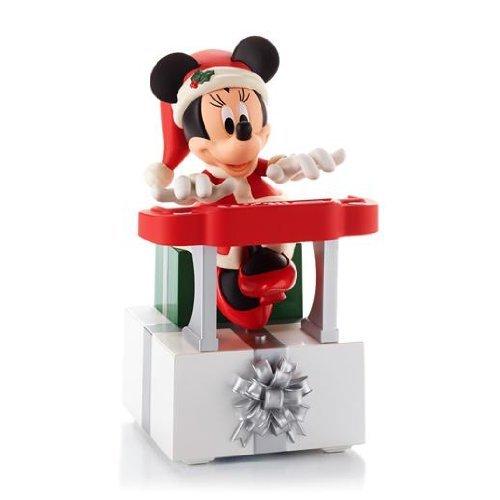 """ディズニー ミニーマウス ワイヤレスバンド フィギュア """"Hallmark Disney Minnie Mouse Wireless Band&quo…"""