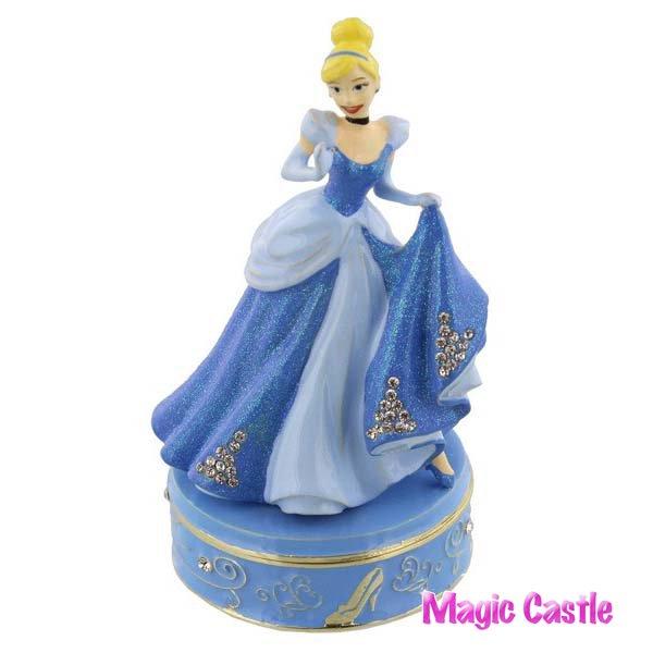 ディズニー シンデレラ トリンケット ボックス disney princess