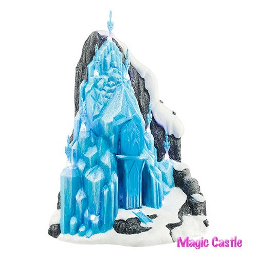 """ディズニー デパートメント56  アナと雪の女王 エルサのアイスパレス ''Elsa's Ice Palace"""""""