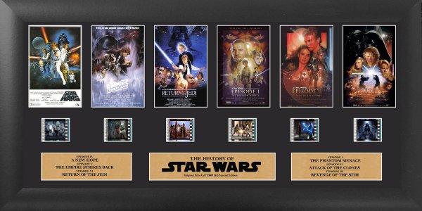 【限定】スター・ウォーズ スルーエイジ Star Wars Through The Ages FilmCell