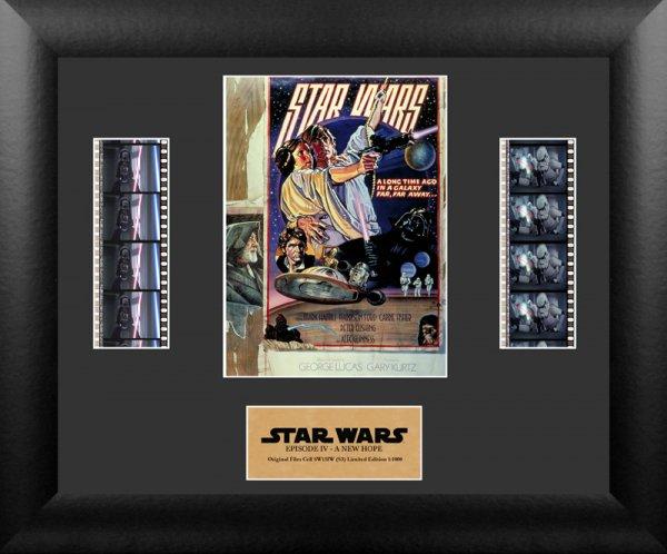 【限定】スター・ウォーズ エピソード4 (S3) ダブル Star Wars Episode IV A New Hope (S3) Double FilmCe…