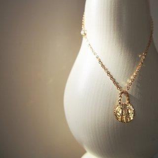 Padlock Necklace GOLD