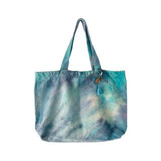 Tie-dye Tote bag Medium size