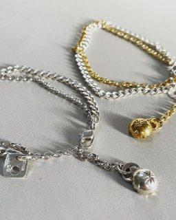 AAA double chain bracelet